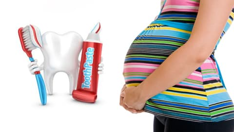 Как кариес влияет на беременность и ребенка